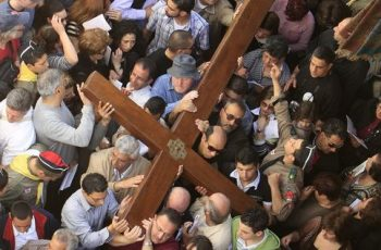 Christian refugees flee Islamic persecution in Greek Camps