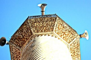 Netherlands, mosque loudspeakers