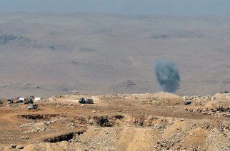Syria-Lebanon border - Reuters