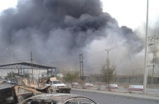 Explosion in Iraq - Reuters