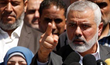 Ismail Haniyeh- Reuters