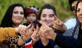 Kurdish independence referendum ends peacefully