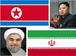 N. Korea and Iran: Regarding eventual nuclear attack upon Israel