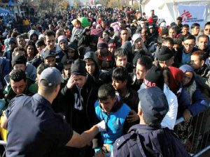 Expect millions of Iraqi refugees shortly