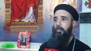 Islamic terrorist murders Coptic priest