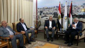 Egyptian delegates arrive in Gaza for Hamas-Fatah talks