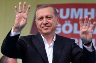 Erdogan: Only Israel recognizes Kurdish referendum